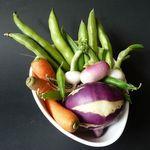Légumes primeurs