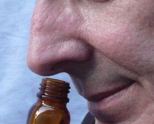 identification d'une odeur