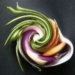 spirale surprenante de legumes