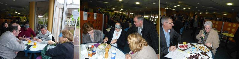 Ateliers autour du Handicap visuel
